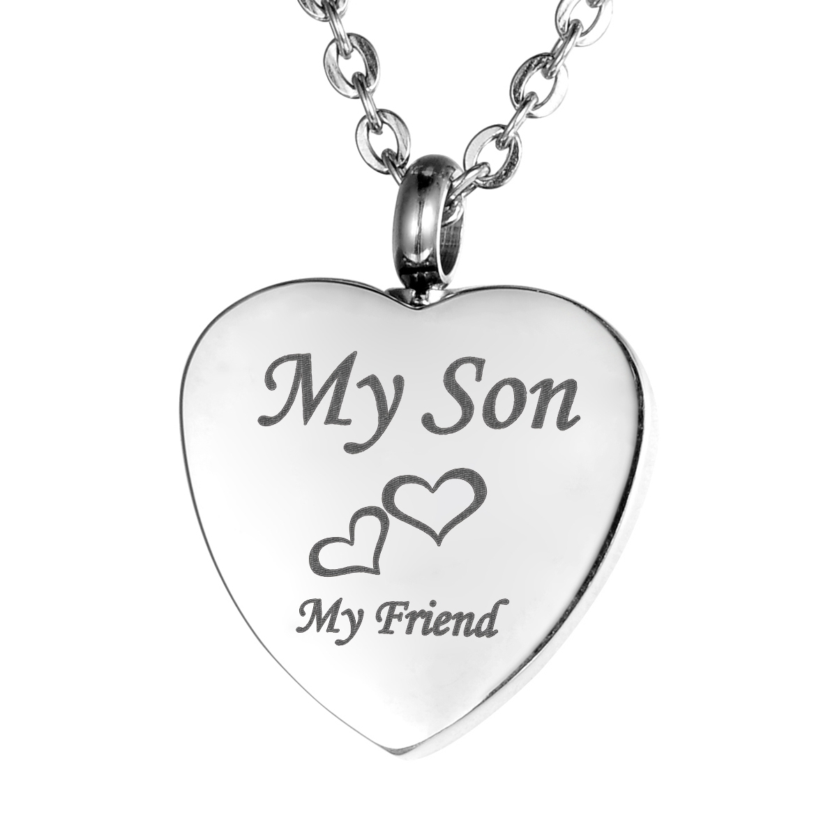 My son loomis family cremations for Father daughter cremation jewelry